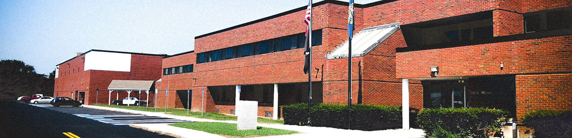 the front of the NH Police Standards and Training Council Building